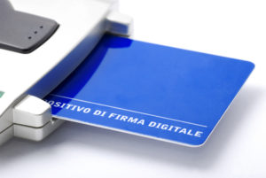 Dispositivo di firma digitale